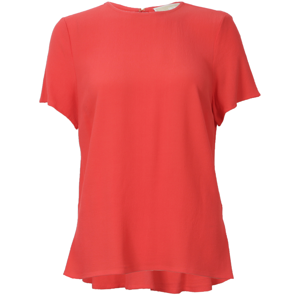Peplum Back T Shirt main image