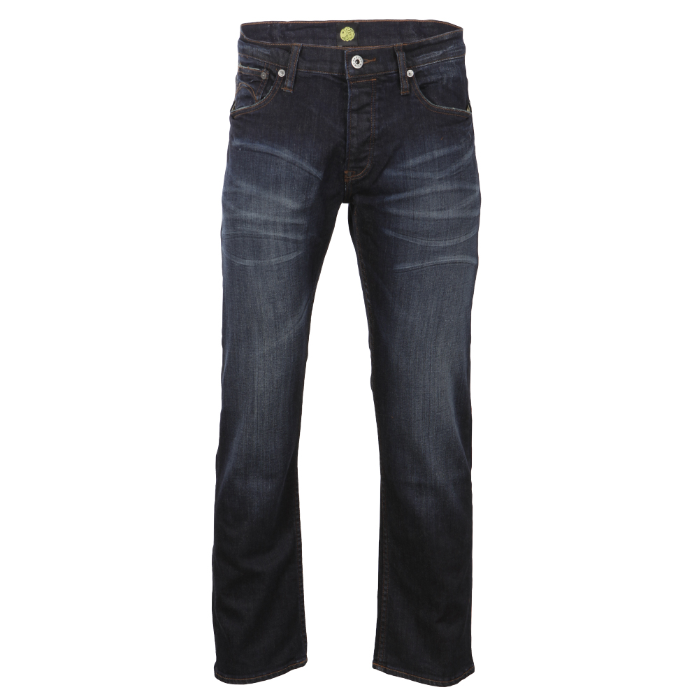 Pretty Green Heavy Blue New LG Jean