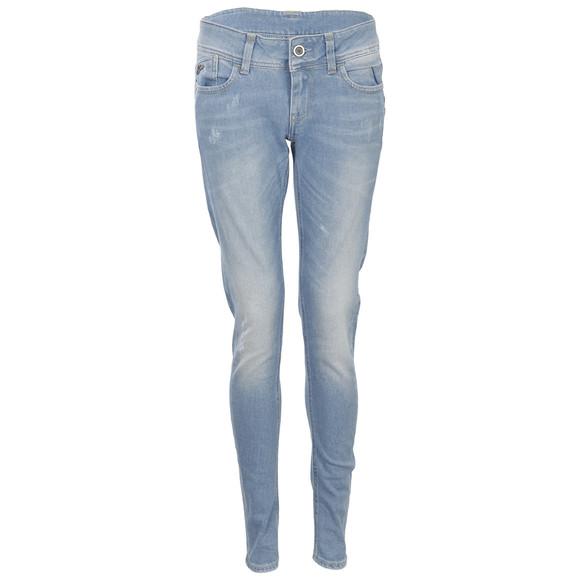 G-Star Womens Blue Lynn Skinny Jean main image