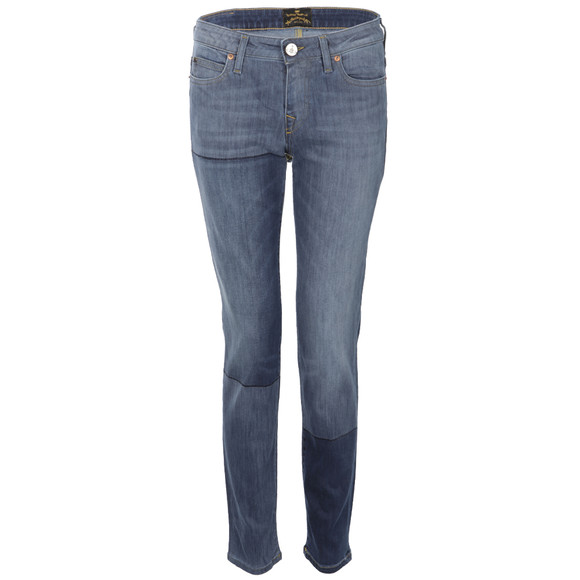 Vivienne Westwood Anglomania Womens Blue AR Skinny Jean main image