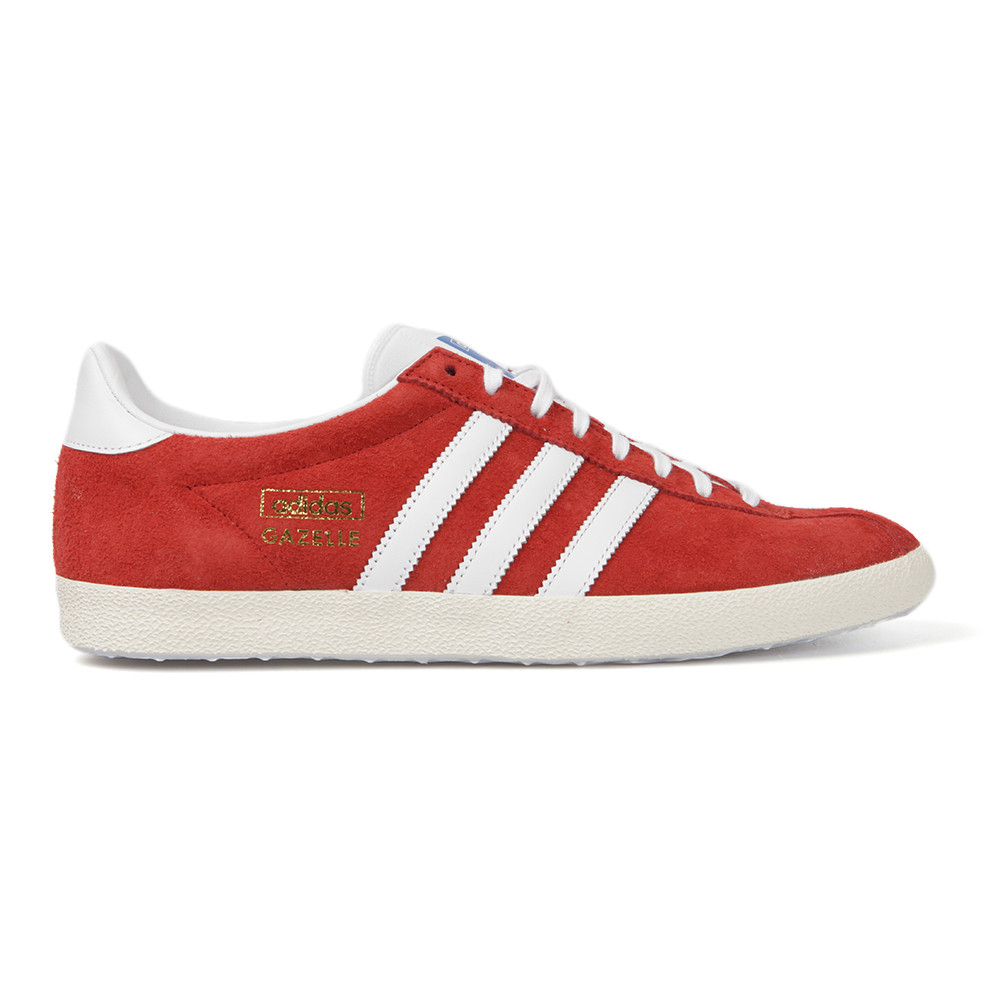 Adidas Gazelle OG Red Trainer