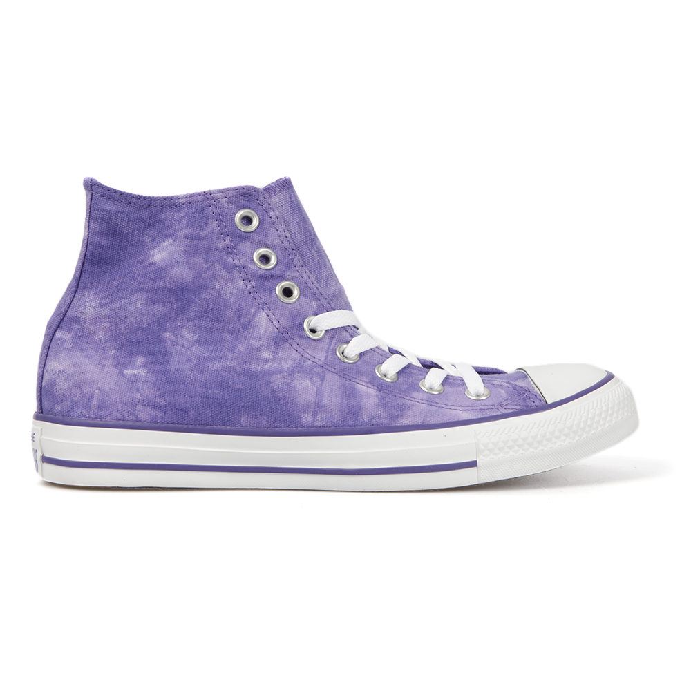 Converse Night Shade Tie Dye Hi Trainer
