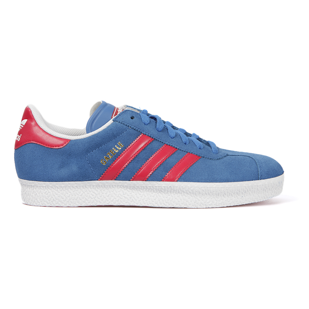 Adidas Gazelle 2 BlueRed Trainer