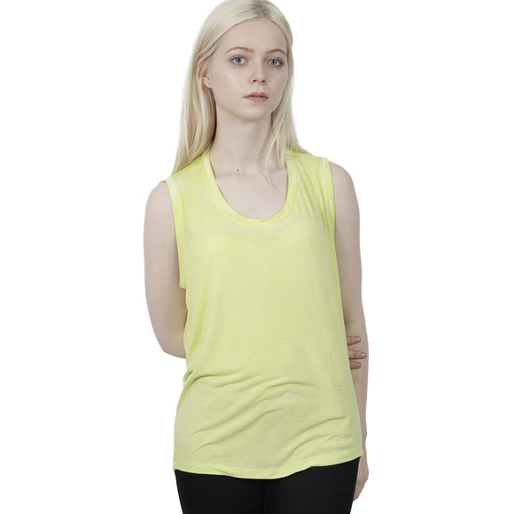 Religion Womens Green Cohorts Top main image