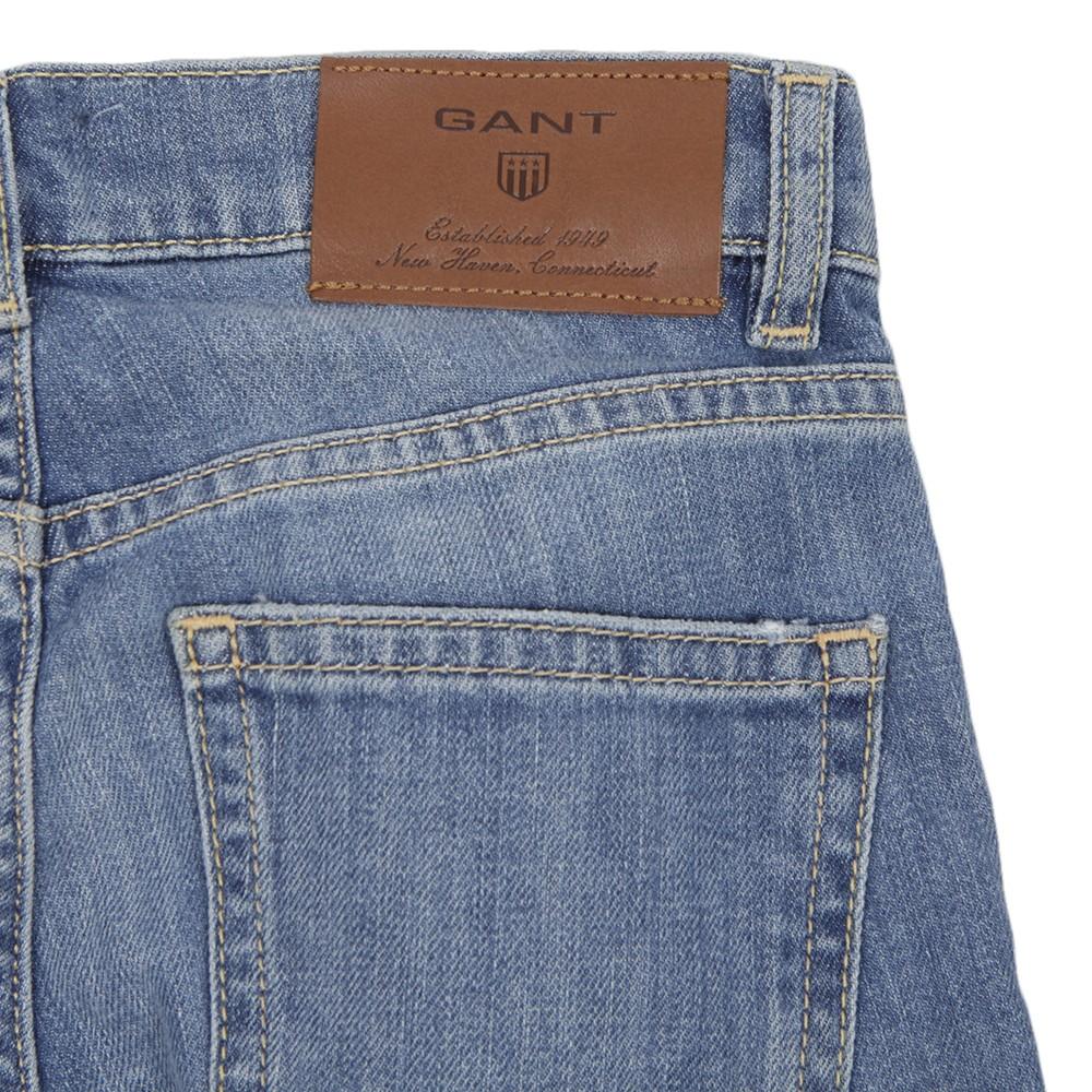 Gant AS 5 Pocket Chip Denim Jean main image