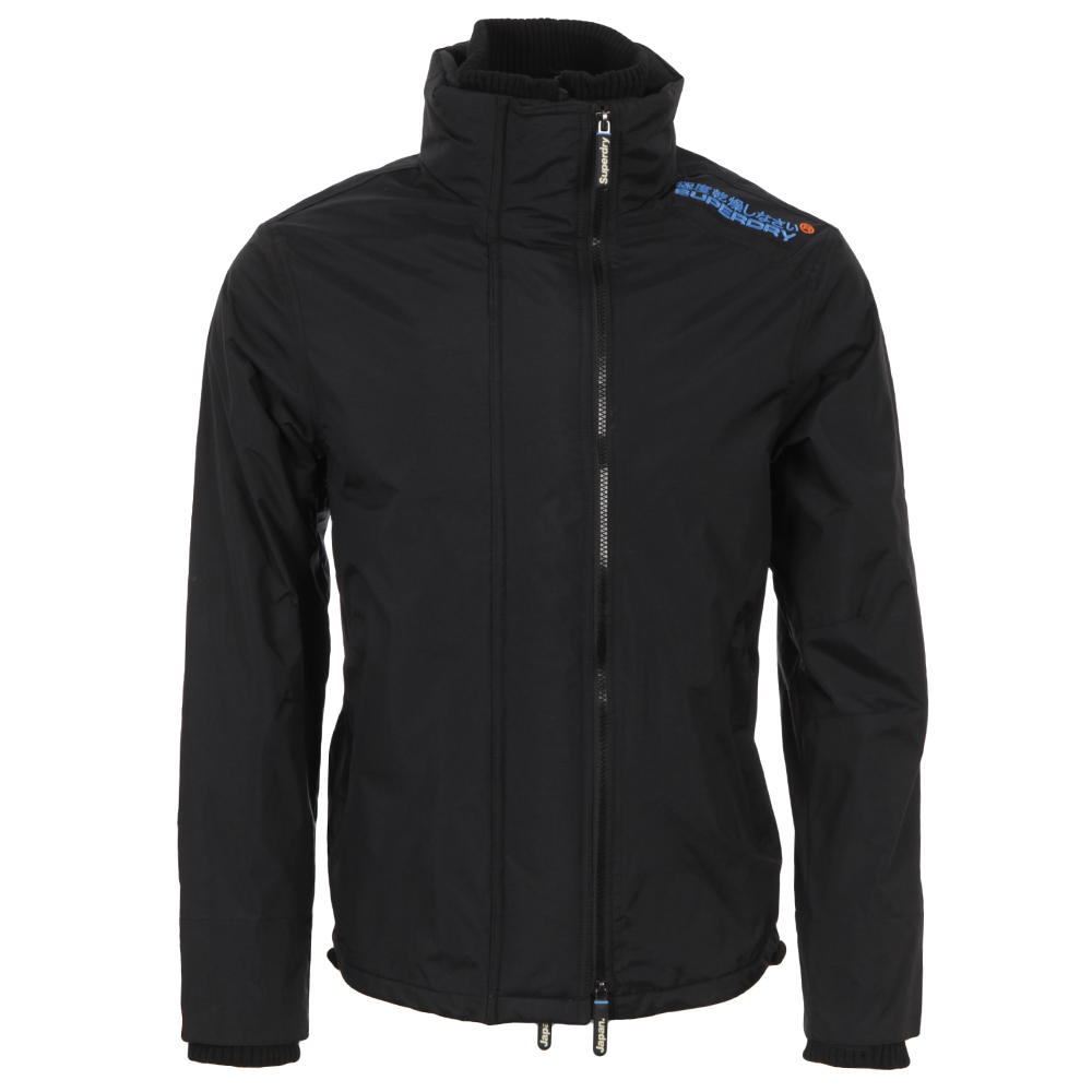 Superdry Polar BlackBlue Windcheater