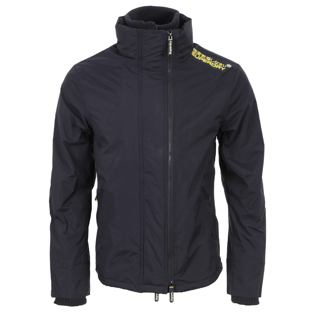 Superdry Polar NavyYellow Windcheater
