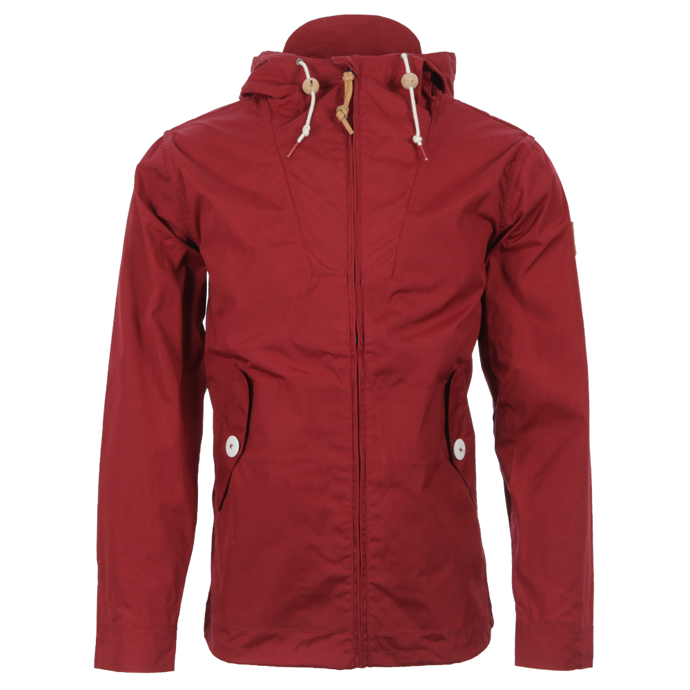 Penfield Gibson Hooded Red Jacket