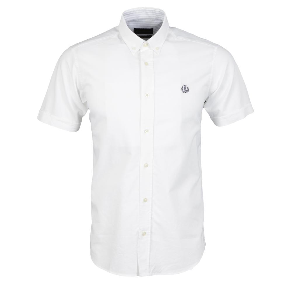 Henri Lloyd Club Regular SS White Shirt