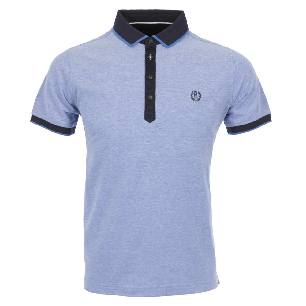 Henri Lloyd Bail Blue Polo