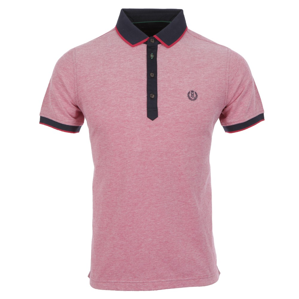 Henri Lloyd Bail Red Polo