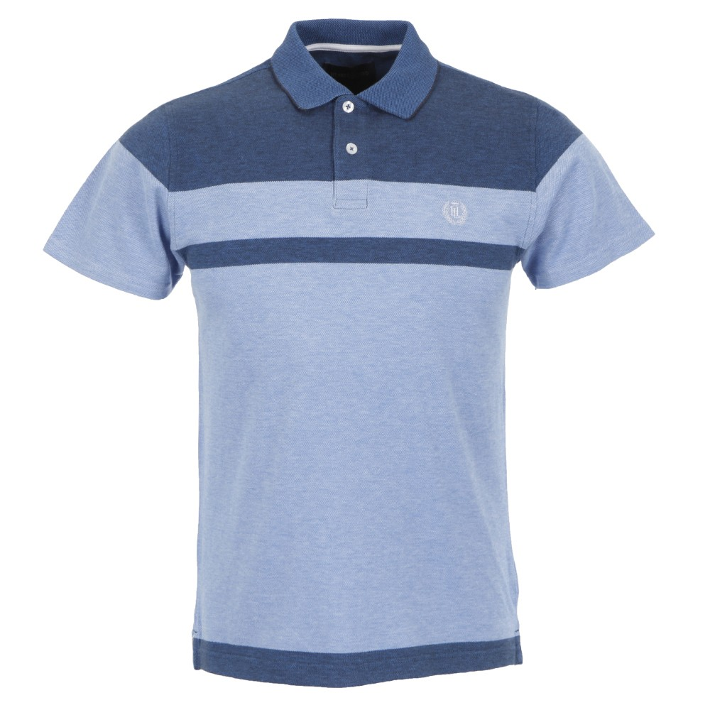 Henri Lloyd Libra Navy Fitted Polo