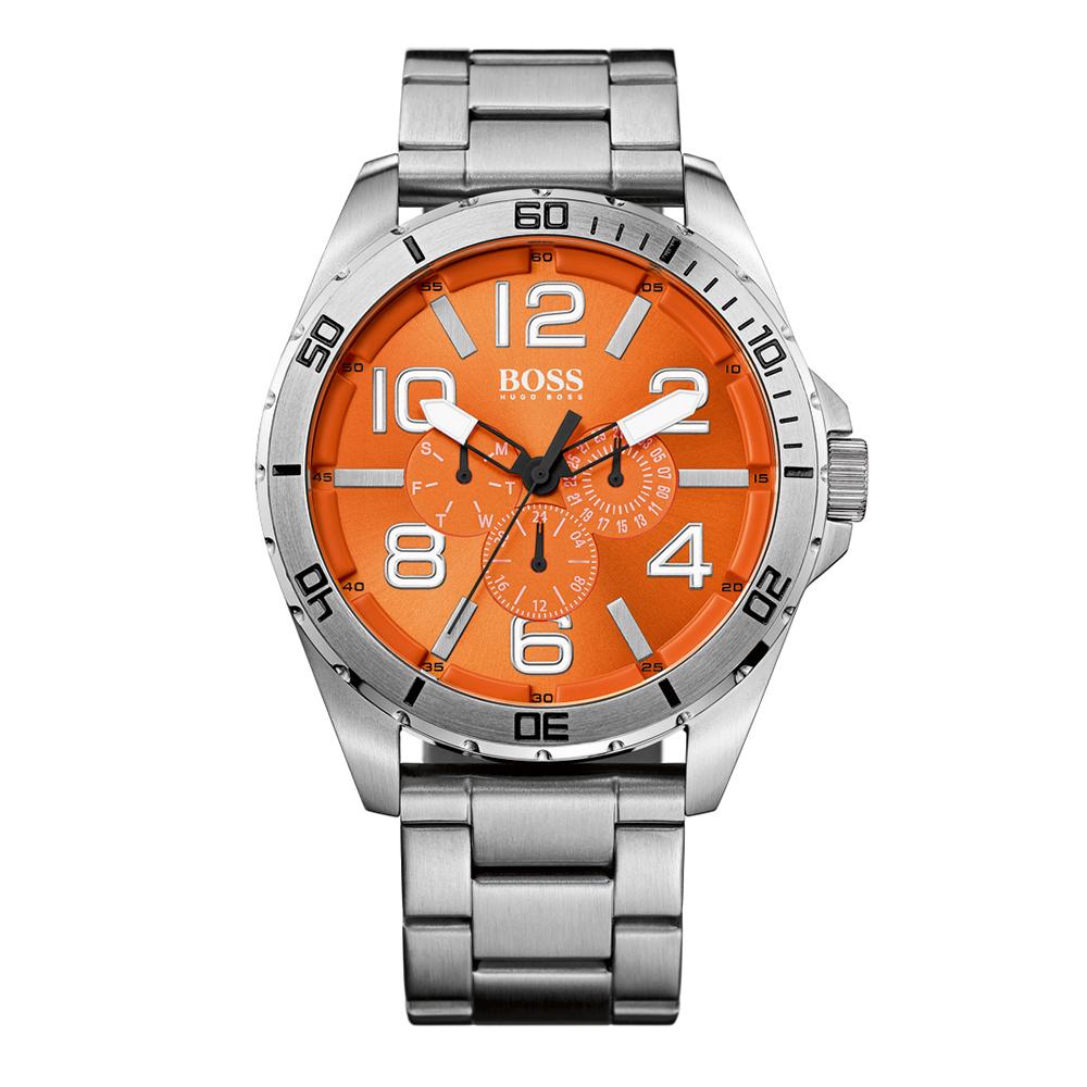 boss orange hb 205 watch oxygen clothing boss orange mens silver boss orange hb 205 watch main image loading zoom