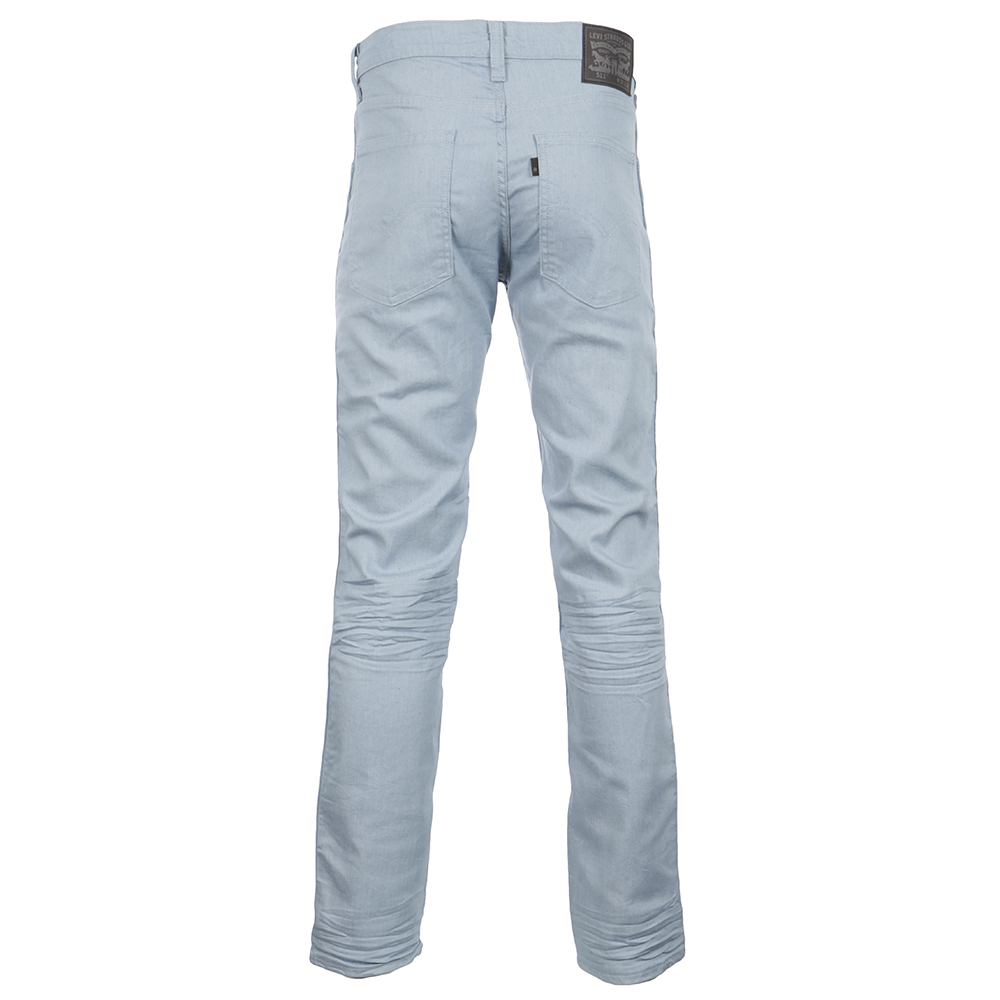 levi 39 s levi 511 slim fit light blue jean masdings. Black Bedroom Furniture Sets. Home Design Ideas