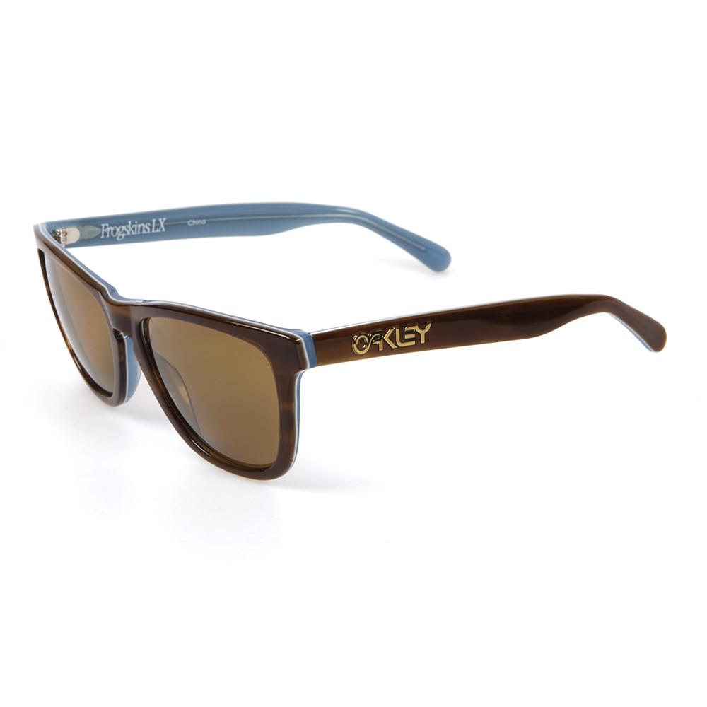 Oakley Mens Frogskins LX Round Eyeglasses  amazoncom