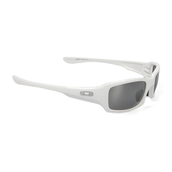 Oakley Mens White Fives Squared Sunglasses main image