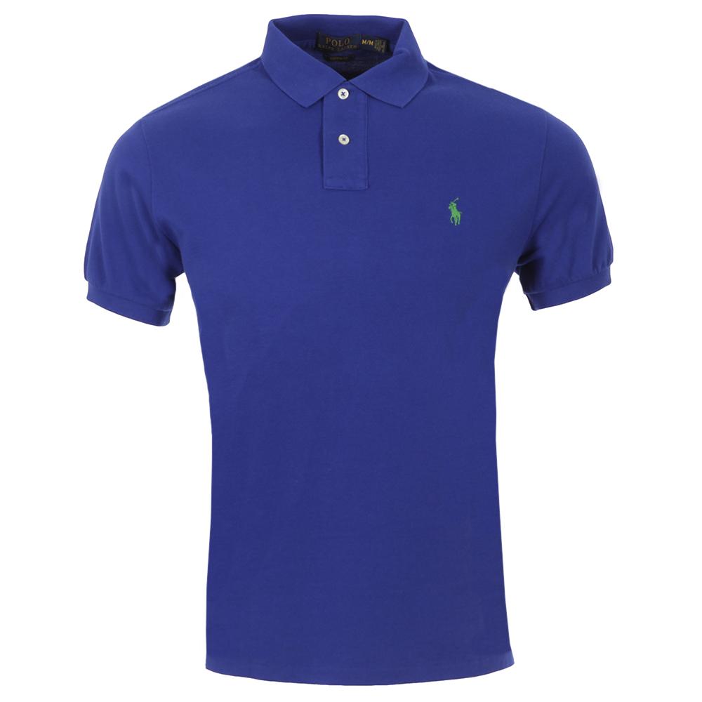 Ralph Lauren Custom Fit Polo Shirt Oxygen Clothing