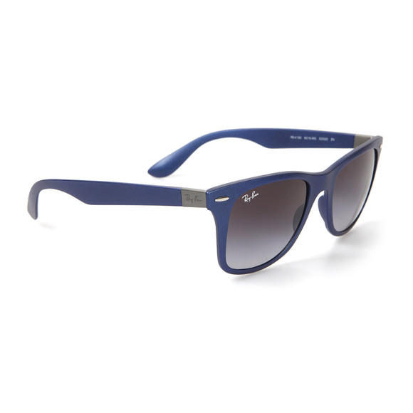 Ray Ban Mens Blue ORB4195 Liteforce Sunglasses main image