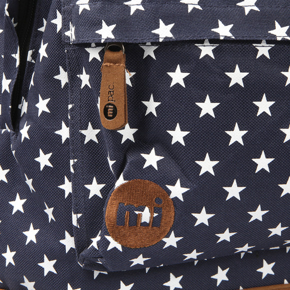 Mi Pac Unisex Blue All Over Stars Backpack main image