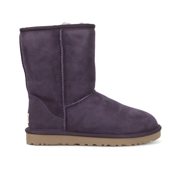 Ugg Womens Purple Classic Short Boot main image