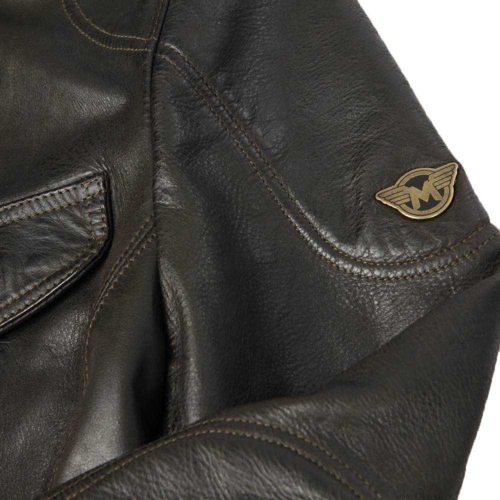 Notting Hill Leather Jacket main image