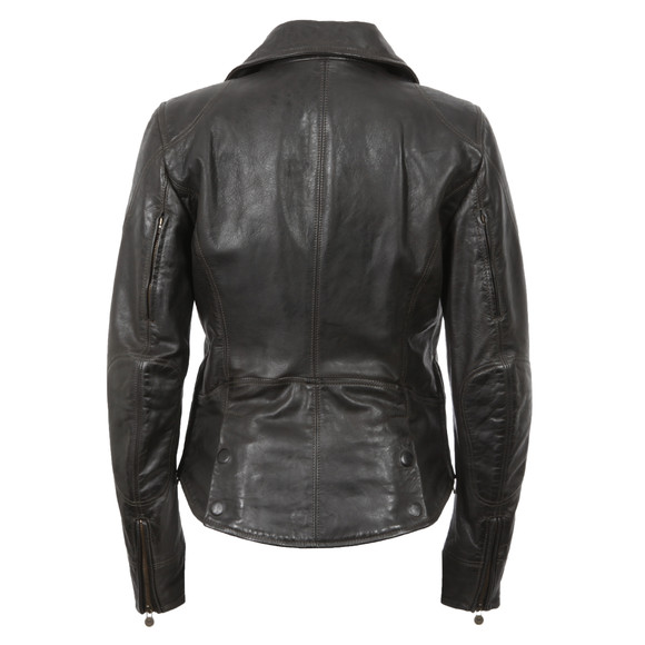 Matchless Womens Black Soho Leather Blouson main image