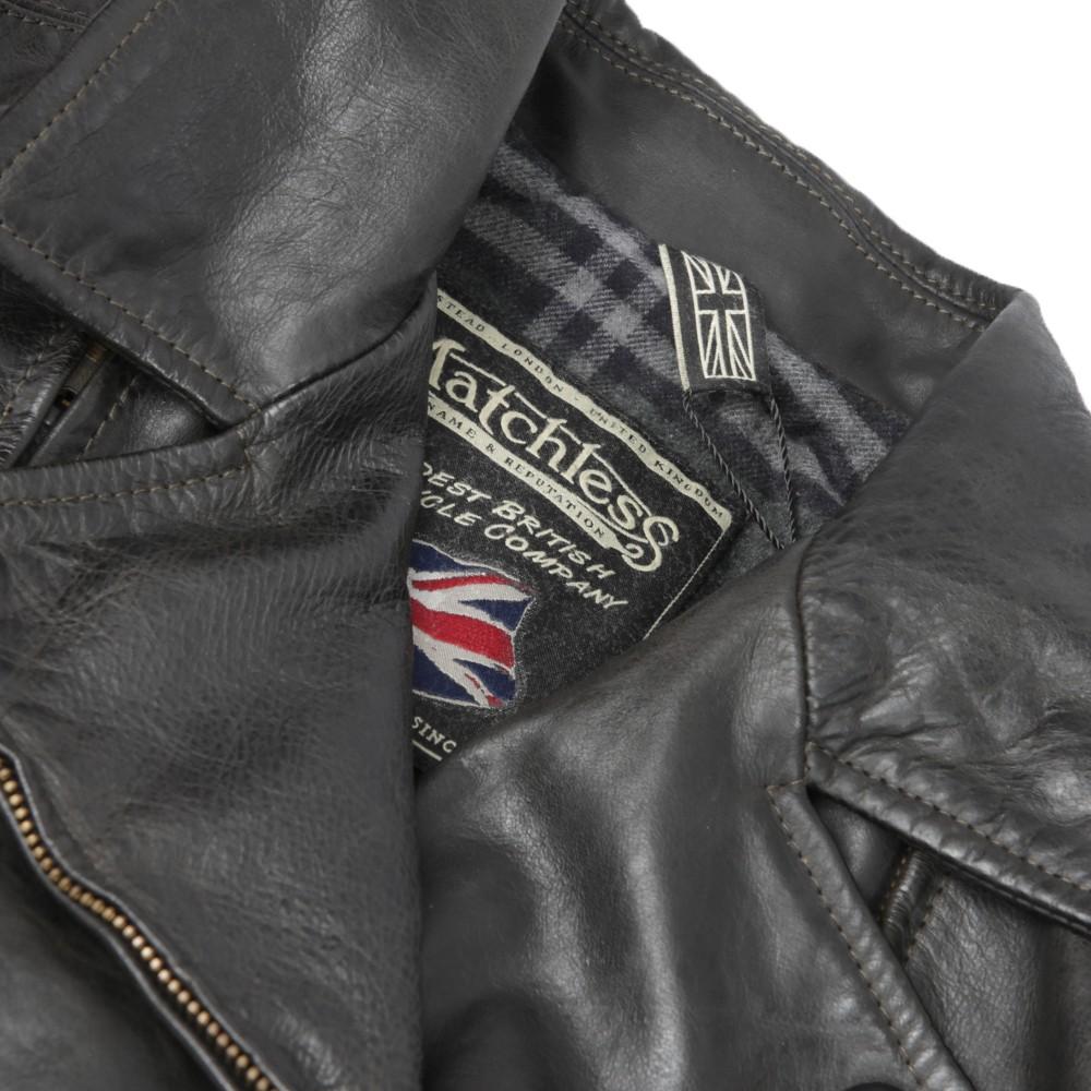 Soho Leather Blouson main image