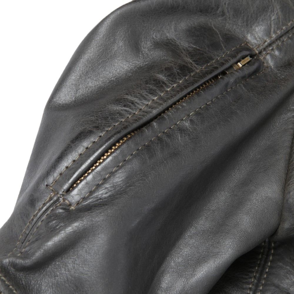 Soho Leather Blouson main image