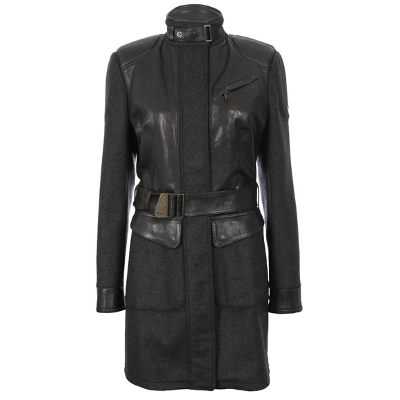 Matchless Womens Grey Brooklands Coat main image