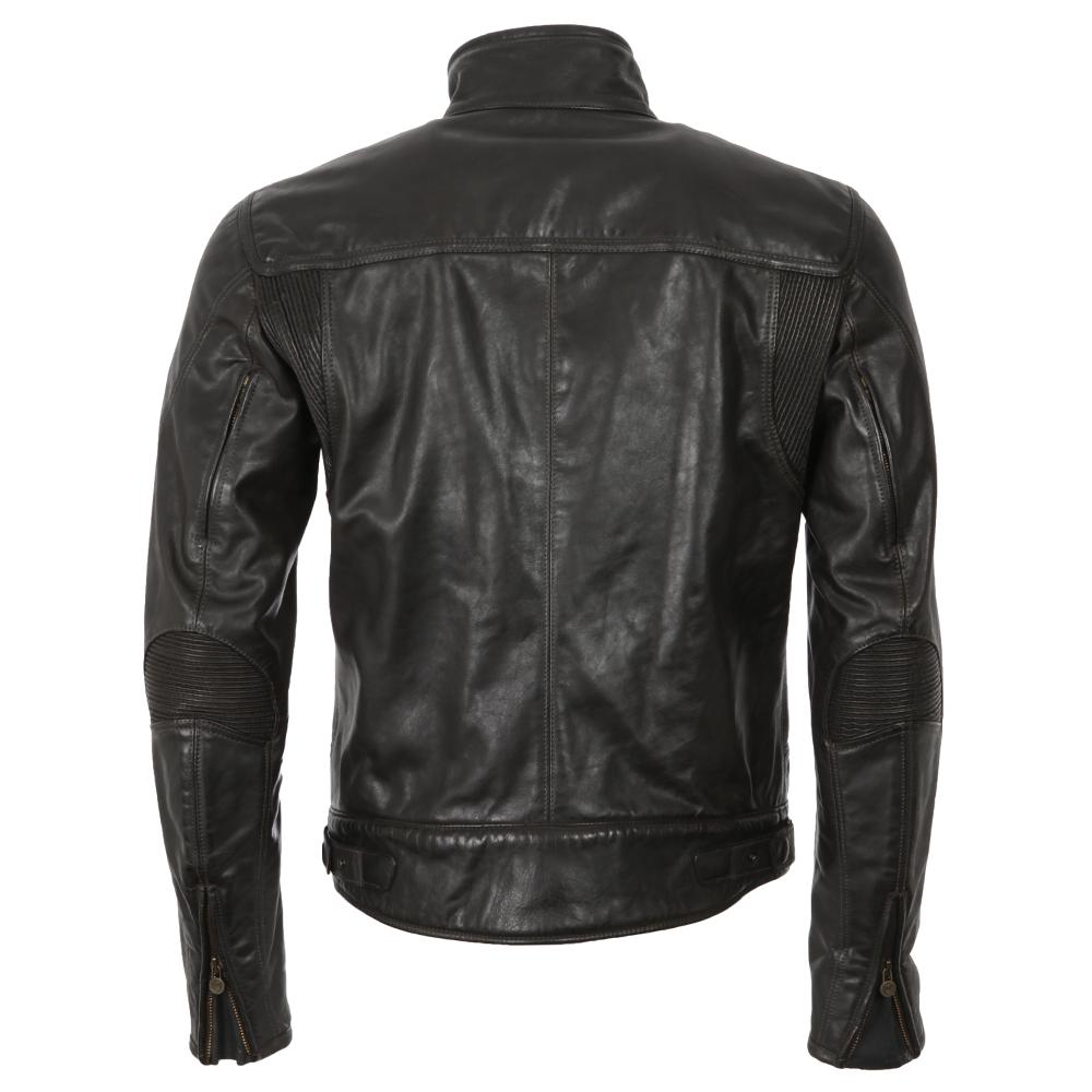 Kensington Leather Blouson  main image