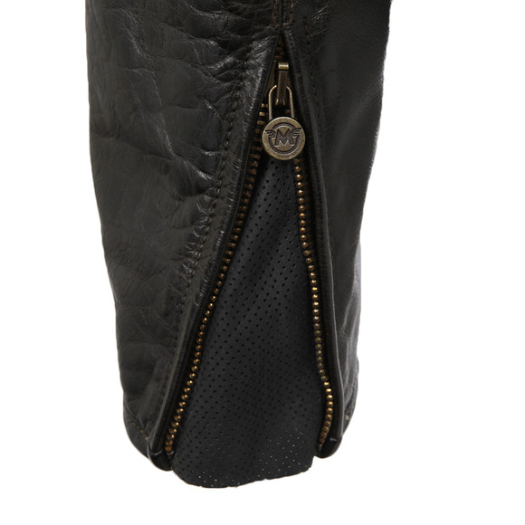 Matchless Mens Black Osborne Leather Blouson main image