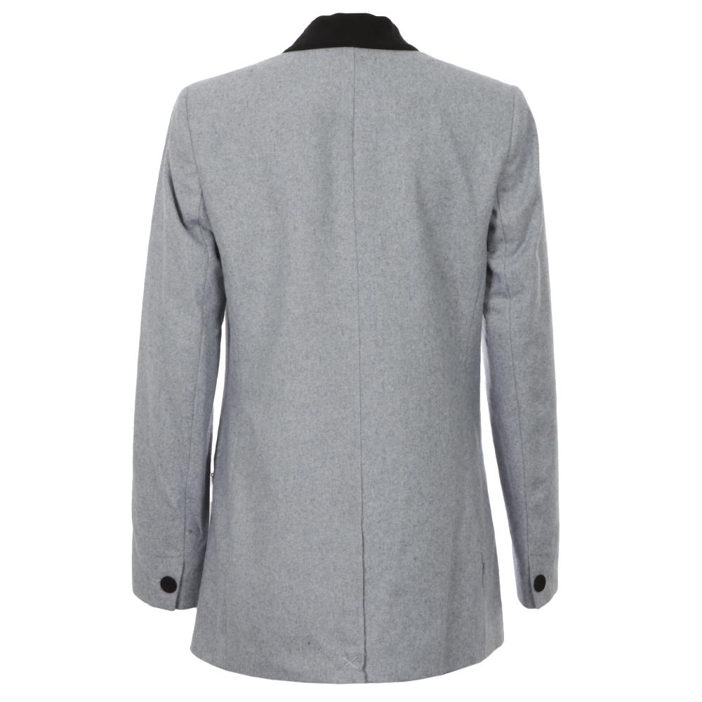 Longer Length Tuxedo Blazer main image