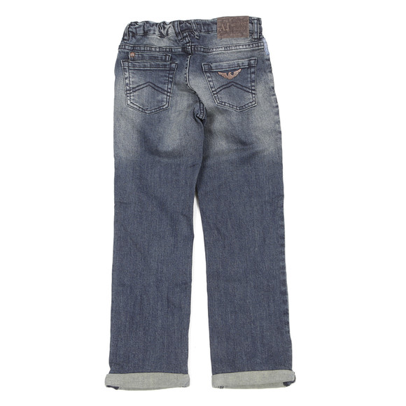 Armani Junior  Boys Blue Z4J08 Jean main image
