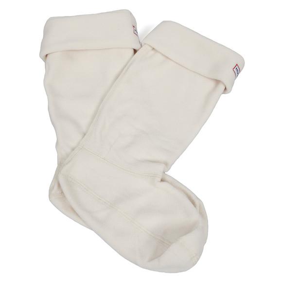 Hunter Womens Off-white Welly Socks main image