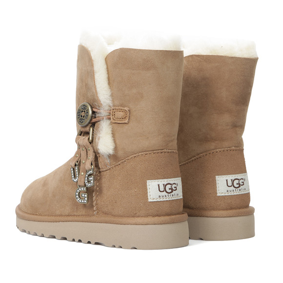 ugg bailey letter charms boot masdings