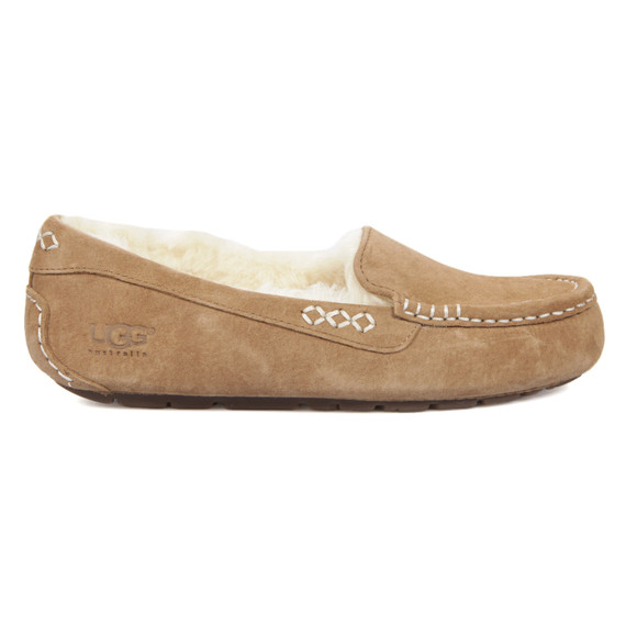 Ugg Womens Brown Ugg Ansley Slipper main image