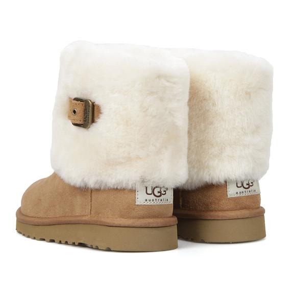 Ugg Girls Brown Ugg Ellee Boot main image
