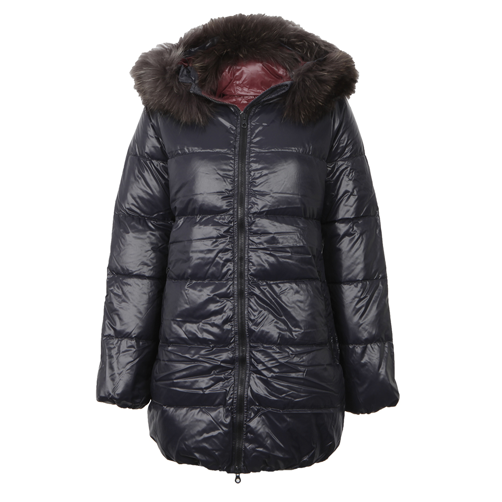 Kappa Quilted Down Jacket