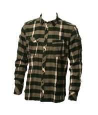 Diesel Snidis Green Long Sleeved Shirt
