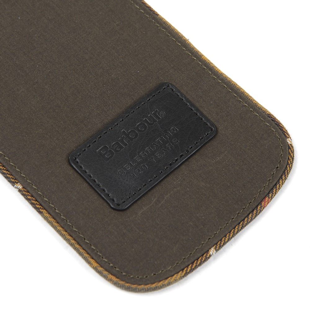 120YRS Waxed Cotton IPhone 5 Pouch main image