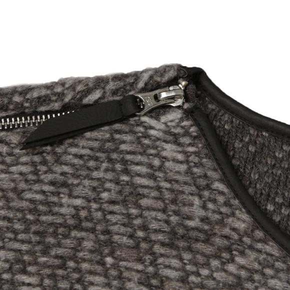 Maison Scotch Womens Grey Longer Length Sweater main image