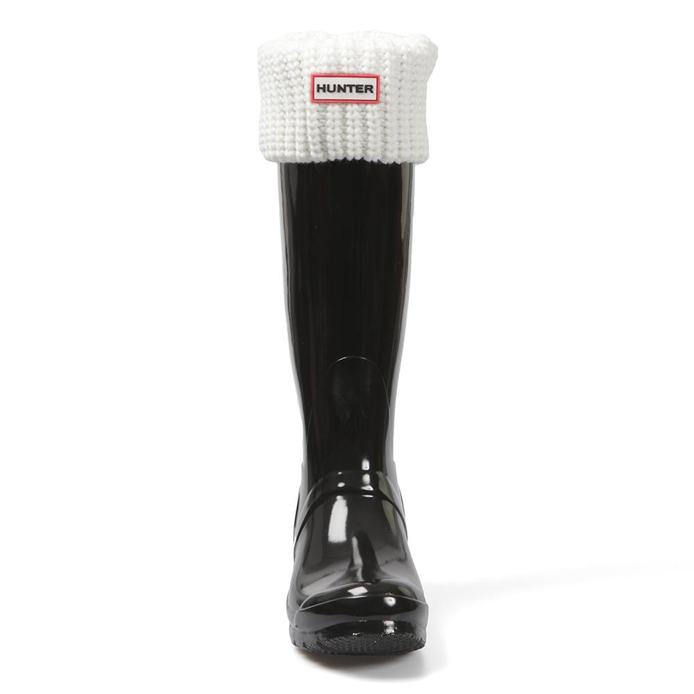 Half Cardigan Boot Sock main image