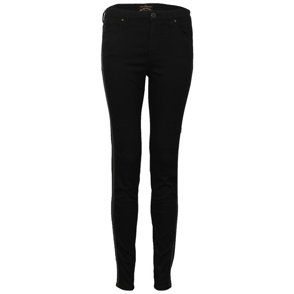 Vivienne Westwood Anglomania Womens Black Monroe Jeggings main image
