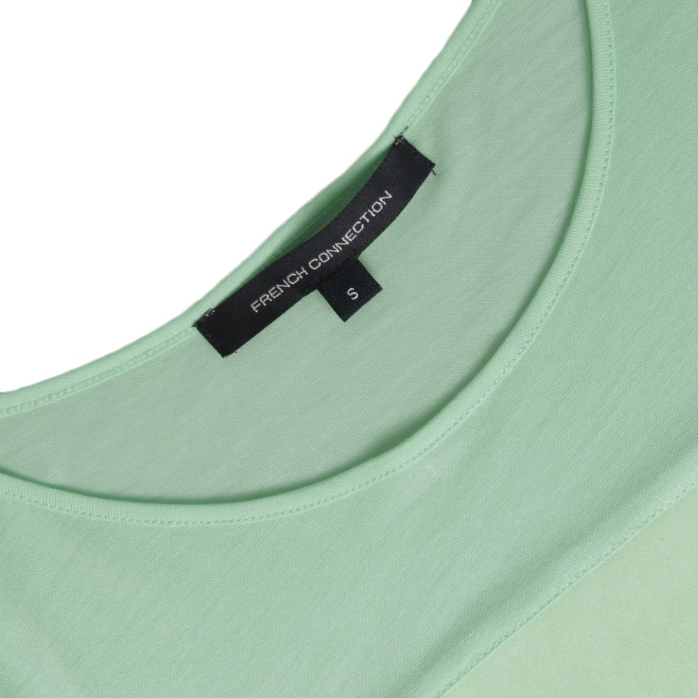 Polly Plain Raw Edge T-Shirt main image