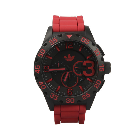 Adidas Originals Unisex Black Newburgh Watch main image