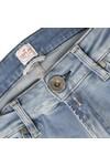 Replay Womens Blue Hyperflex Skinny Jean