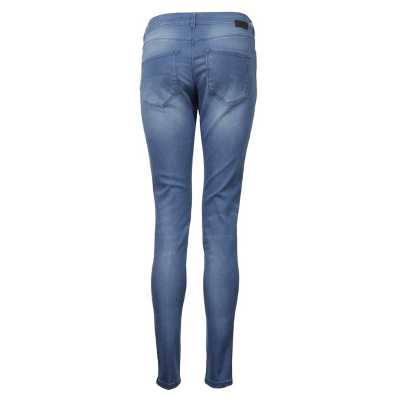 Maison Scotch Womens Blue Le Voyage Jean main image