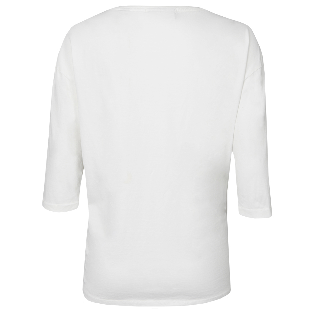 3/4 Sleeve Relaxed Fit Tee main image
