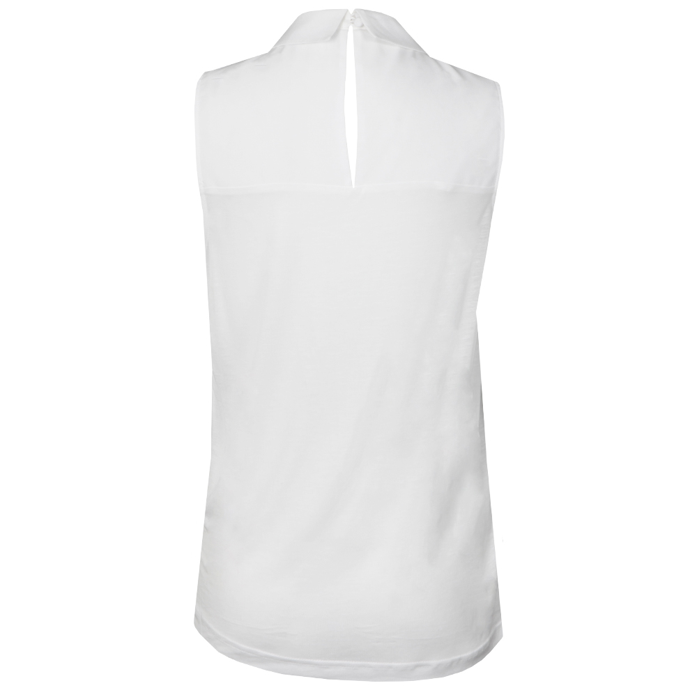 Penny Plains Sleeveless Collar Top main image