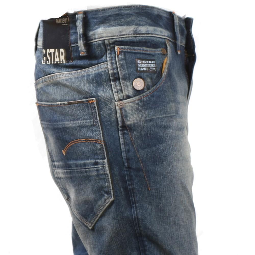 g star arc loose tapered jeans masdings. Black Bedroom Furniture Sets. Home Design Ideas